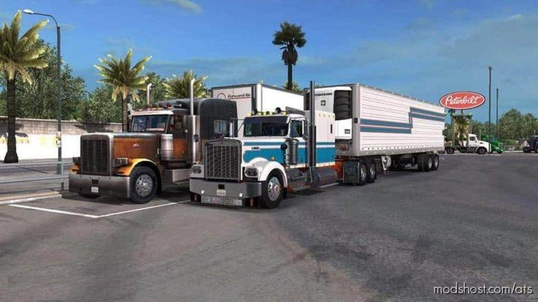 Kenworth W900A DX11 [1.36] for American Truck Simulator