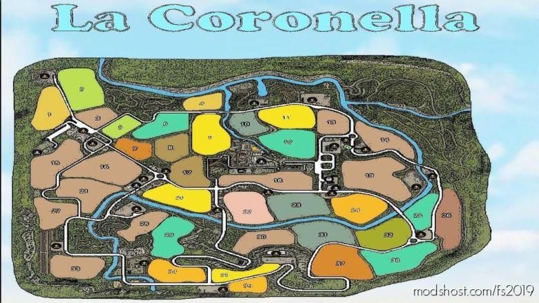 LA Coronella for Farming Simulator 2019