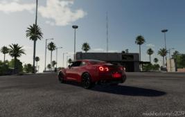 2015 Nissan Gtr for Farming Simulator 2019