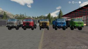 IFA W50 Pack V2.0 for Farming Simulator 2019