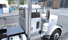 SCS Trucks Tinted Windows 1.37.X for American Truck Simulator