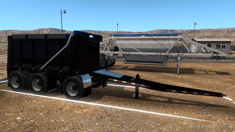 Dump Trailer [1.36] for American Truck Simulator