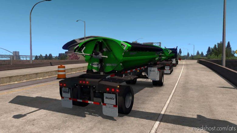 Smithco Side Dump V1.3 Trailer for American Truck Simulator