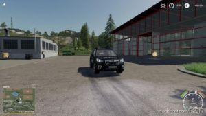 Subaru Forester SEK V1.1 for Farming Simulator 2019