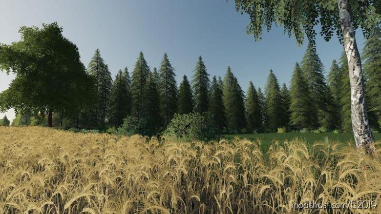 Polska Krajna for Farming Simulator 2019