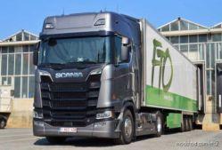 Scania Nextgen Real V8 Sound V8.0 for Euro Truck Simulator 2