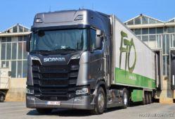 Scani̇a Nextgen Real V8 Sound V8 for Euro Truck Simulator 2