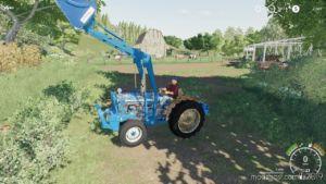 Ford 3600 WIP for Farming Simulator 2019