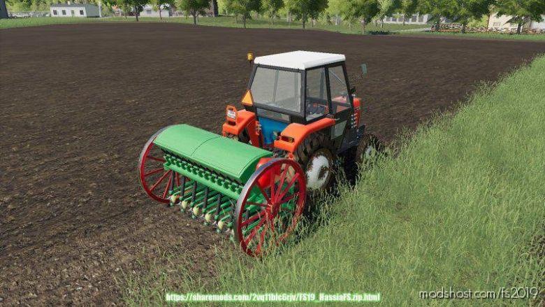 Hassia for Farming Simulator 2019