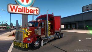 Kenworth T800 [1.37.X] for American Truck Simulator