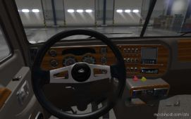 "Interior For ""Mack Granite"" for American Truck Simulator"