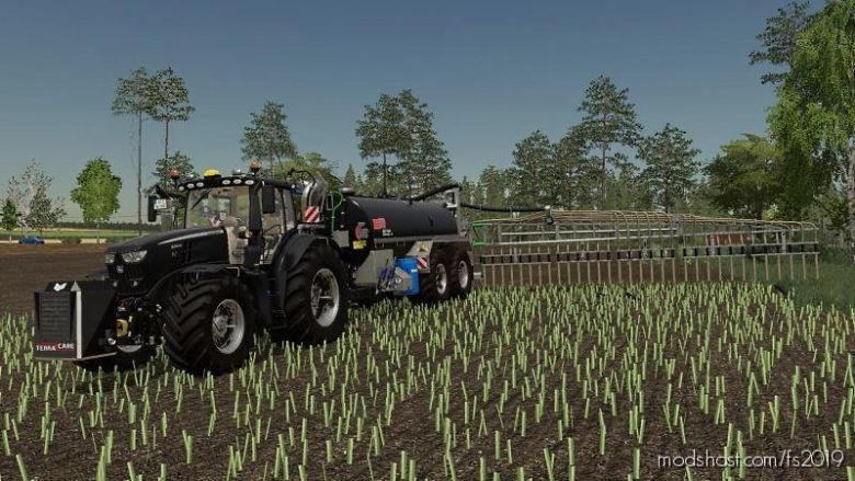 Briri Fieldmaster V1.1 for Farming Simulator 2019