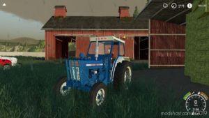 Ford 4000 Restored WIP for Farming Simulator 2019