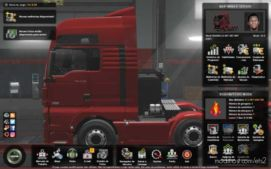 Profile Map Minas Gerais By Souza YT 1.5 [1.36] for Euro Truck Simulator 2