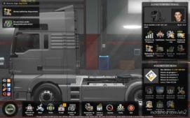 Profile Alpha Romania Rebuild By Catalin [1.36] for Euro Truck Simulator 2