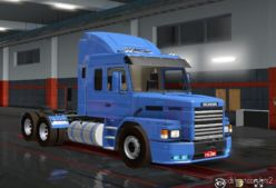 Scania 113 V3 STG for Euro Truck Simulator 2