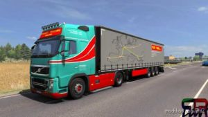 Rynart Combo For Volvo FH16 2009 And FH16 2012 for Euro Truck Simulator 2