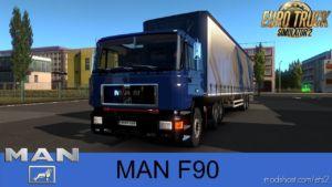 MAN F90 -Rework- [1.36.X] for Euro Truck Simulator 2