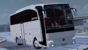 Mercedes-Benz Travego 2018 Special Edition V5.5 [1.36.X] for Euro Truck Simulator 2