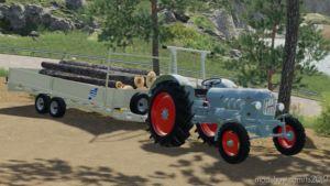 Eicher EM300 Konigstiger for Farming Simulator 2019
