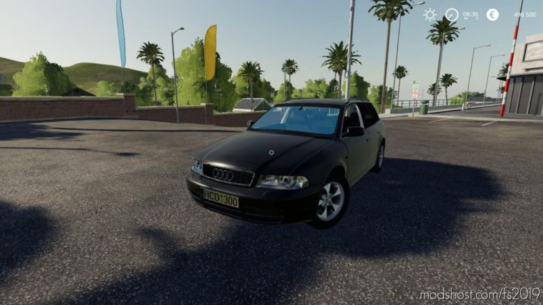 Audi A4 B5 for Farming Simulator 2019