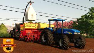 NEW Holland 30 Series for Farming Simulator 2019