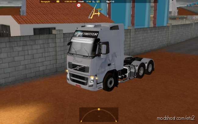 Volvo FH13 V3.2.1 for Euro Truck Simulator 2