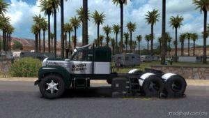 Buntine Roadways Skin For Mack B62 for American Truck Simulator