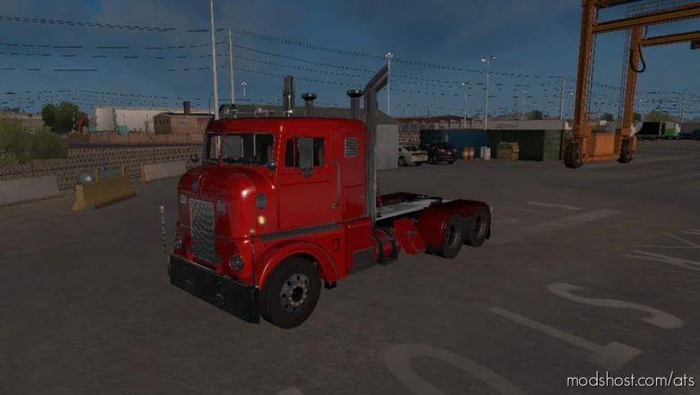 1948 Peterbilt 350 Cabover Truck [1.36.X] for American Truck Simulator