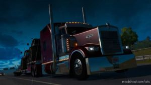 Kenworth WL900 Pinga AMT Biggdogg for American Truck Simulator