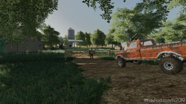 Grand Parents Farm 09 for Farming Simulator 2019