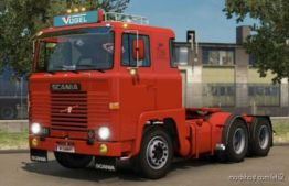 Scania 1 Series Fixed V2.0 for Euro Truck Simulator 2