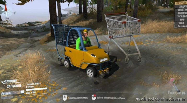 Elite Transport V11.03.20 for MudRunner