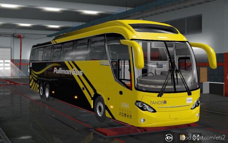Mascarello Roma R8 4X2 / 6X2 V1.1 [1.36.X] for Euro Truck Simulator 2