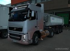 Volvo FH13 V3.2.1 [1.36.X] for Euro Truck Simulator 2