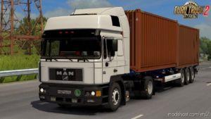 MAN F2000 414 Comandor + Interior -Reworked- (1.36.X) for Euro Truck Simulator 2