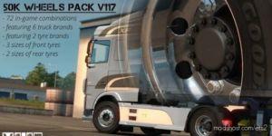 LS Wheel Pack for Euro Truck Simulator 2