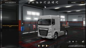 DAF XF Euro 6 Rotating And Moving Interior Camera V1.1 [1.36.X] for Euro Truck Simulator 2