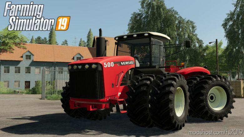 Versatile 500 V1.2.0.5 for Farming Simulator 2019