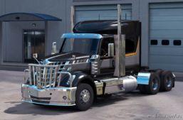 Magnum Bumper – International Lonestar for American Truck Simulator