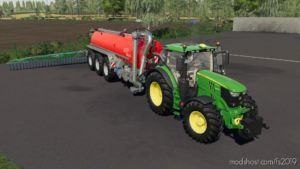 Briri Field Commander 28 for Farming Simulator 2019