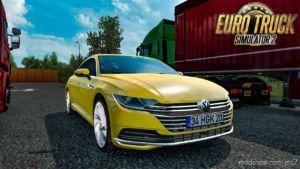 VW Arteon & Passat V1R20 (1.36.X) for Euro Truck Simulator 2