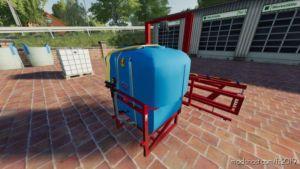 Biardzki 600L Blue for Farming Simulator 2019