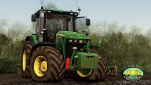 John Deere 8R (2009-2011) Series EU Official for Farming Simulator 2019