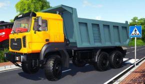 Ural 6370K Sovok V2.0 for Farming Simulator 2019