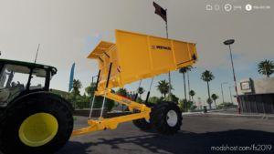 Trex Shuttle Bulk for Farming Simulator 2019