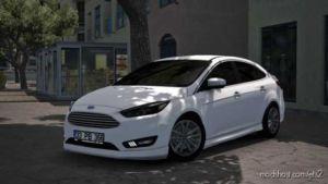 Ford Focus MK V3.5 for Euro Truck Simulator 2
