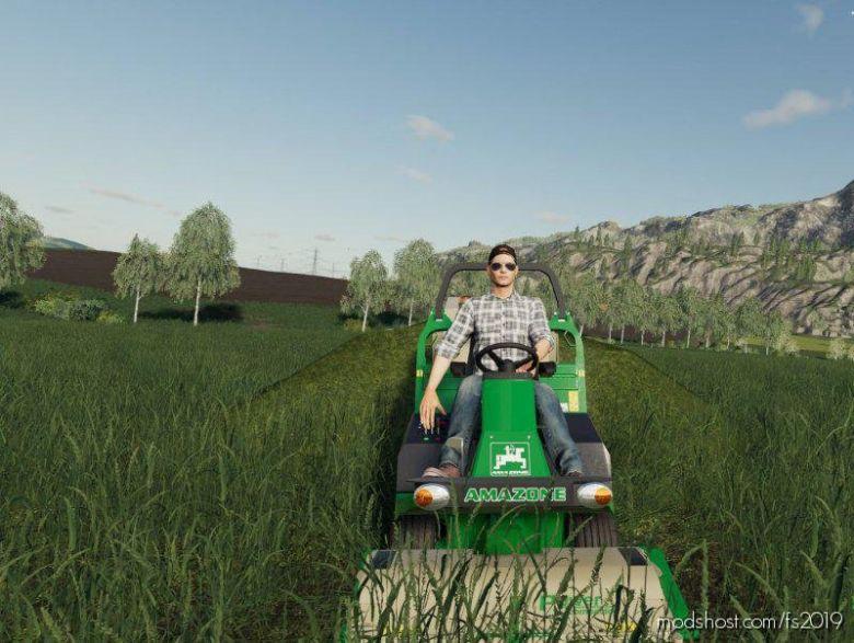 Mega Mower 20M Extreme for Farming Simulator 2019