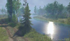 Long Road Map for MudRunner