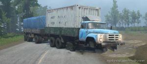 ZIL 133GYA (Modified) Truck for MudRunner